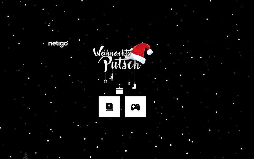 Netigo Weihnachts-Putsch