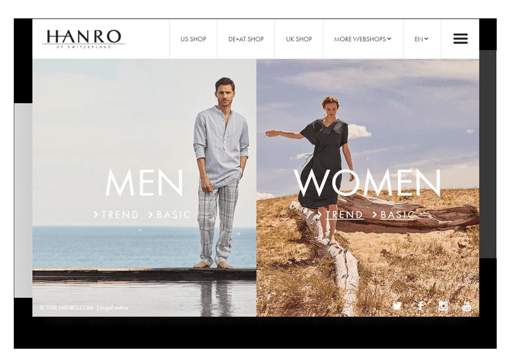Hanro.com