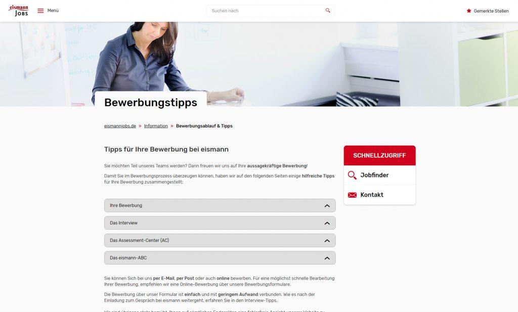 Eismann-jobs-bewerbungstipps