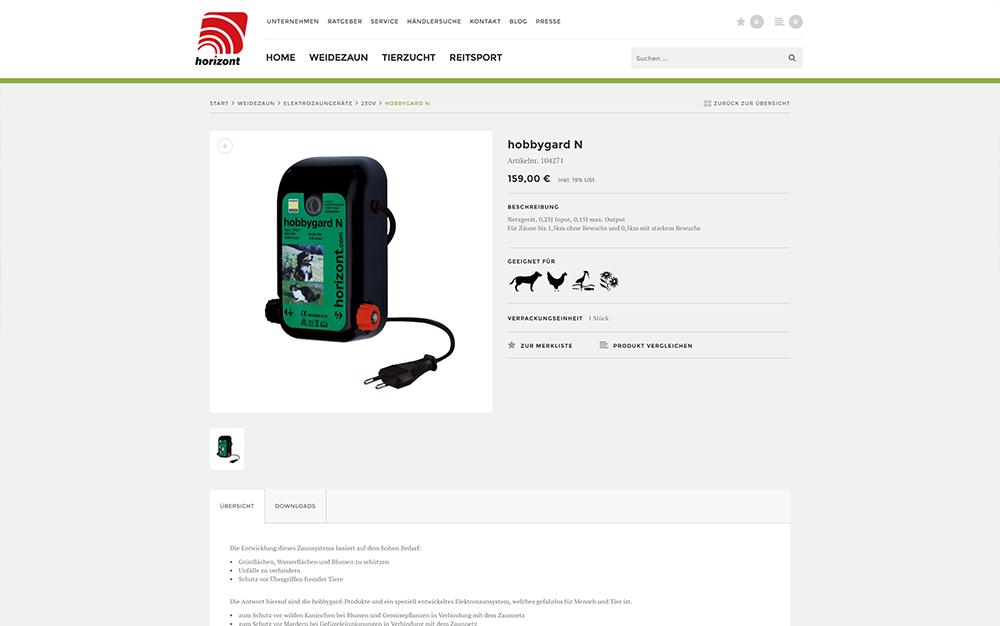 horizont-produktdetailseite