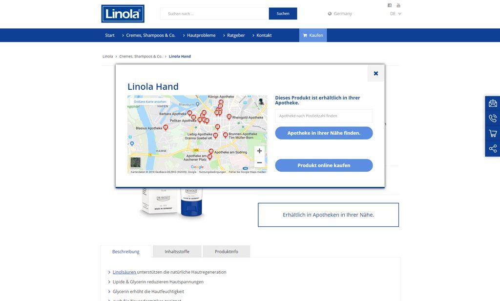 Linola-Apotheken-Uebersicht