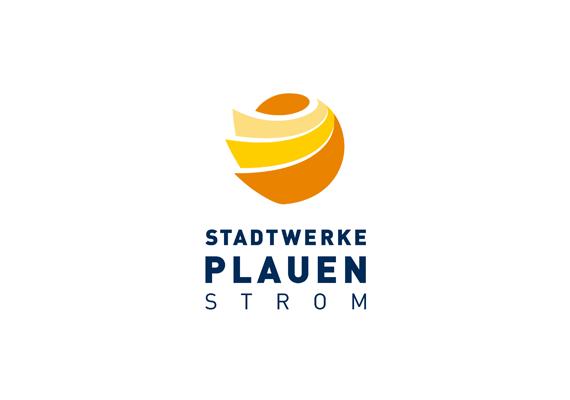 Stadtwerke Strom Plauen Logo